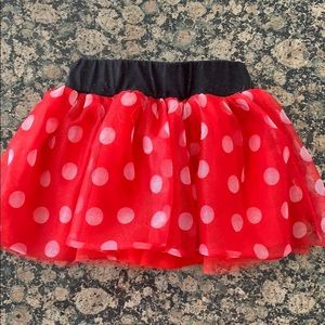 Other - Red tutu 3T